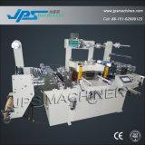 Pré-impresso Etiqueta Die máquina de corte com perfuração+hot stamping