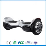 Equilibrio astuto Hoverboard elettrico dell'automobile portatile dell'equilibrio