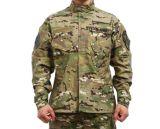 Uniforme militare Painball di verde dell'esercito dell'esercito degli uomini esterni