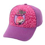 Изготовленный на заказ розовый способ ягнится бейсбольная кепка шлема партии хлопка
