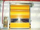 Hochgeschwindigkeitsisolierhochgeschwindigkeitsrollen-Blendenverschluss-Geschwindigkeits-Rollentür