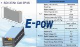 Superqualitäts3.7v37ah SDI Li-Ionbatterie