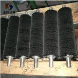 Industrielle runde Nylonreinigungs-drehende Pinsel