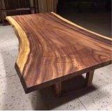 Tableau en bois solide populaire de /Dining de meubles en bois de bouleau
