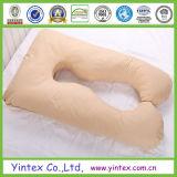 Nuovo cuscino del corpo di figura del tessuto di cotone di disegno di vendita calda U per la donna di gravidanza