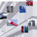 Panel Compuesto de aluminio para el sistema de pared
