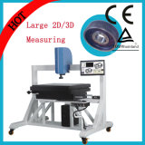 Hoge Dimensie CMM van de Meetkunde van de Nauwkeurigheid 3D Vison/Video Meetinstrument