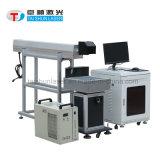 Draagbare Laser die Machine met de Scanner van de Hoge snelheid voor Glas/Document/Hout merken
