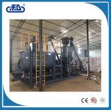 cadena de producción auto de la alimentación del polvo 5t/Hr (SFSP56*25)