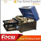 기계 t-셔츠 DTG 인쇄 기계를 인쇄하는 A3 직물 직물