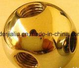 3mm 6 mm em 8 mm a 9mm 10mm 26mm orifício rosqueado de 30 mm a esfera de aço inoxidável com parafuso M3
