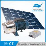 Солнечный насос поверхностной вода DC двигателей 48V 72V насосной системы солнечный с панелями солнечных батарей