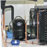 実験装置の環境試験区域高低の温度調整装置