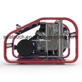 Смазка Oil-Less стиль и тип поршня высокого давления заправки компрессора