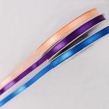 """Comercio al por mayor 1/4"""" de 6mm el frente único de Shimmer color cinta de satén"""