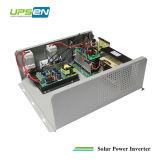 Salida de onda sinusoidal pura Hyrbrid fuera de la red inversor con MPPT Controlador solar cargador para aplicaciones domésticas de energía solar