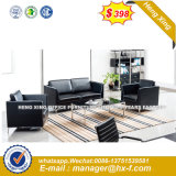 1+1+3 Bureau de style moderne de haute qualité canapé en cuir (HX-S1117)