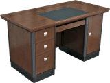 Mobilier de bureau Table Derictor Ordinateur de bureau Bureau exécutif avec le Cabinet