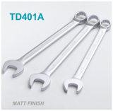 Chiave a combinazione multipla di tipo europea forgiata calda dello strumento di riparazione dell'automobile della famiglia del vanadio del bicromato di potassio di Td401as