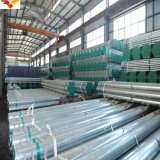 Tubo d'acciaio galvanizzato rotondo per la serra