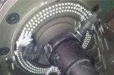 La extrusora de plástico Máquina/Hot-Cutting/plástico PVC compuesto rallar la línea de la línea de peletización