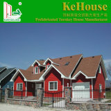 低価格の軽い鋼鉄プレハブの別荘の価格の販売のためのプレハブの住宅価格