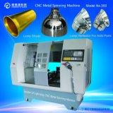 알루미늄 (Light-duty 350A-10)를 위한 소형 자동적인 CNC 금속 회전시키는 기계
