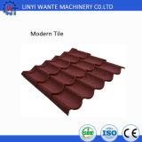 Китай Высокое Качество кровельного материала каменной плиткой на крыше металла с покрытием