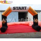 Arches gonflables avec une base pour tout le début de course Finish Line