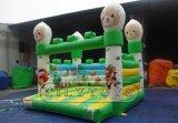 Замок скольжения хвастуна PVC цены по прейскуранту завода-изготовителя Гуанчжоу раздувной скача