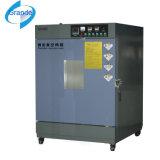 Forno de secagem industrial ambiental do vácuo do ar quente do laboratório