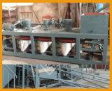 Separatori minerali del rullo magnetico di estrazione mineraria di Magnetico Separador PARA