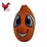 Stuk speelgoed van de Vissen van de Clown van de douane het In het groot Goedkope Pluche Gevulde