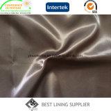 Rivestimento molle 100% del sacchetto del cappotto del rivestimento del vestito del rivestimento della saia 100d*100d del poliestere micro