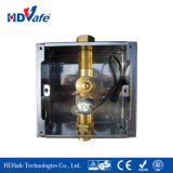 El sensor automático de la oculta wc lavabo Orinal con válvula de descarga