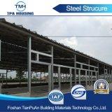 Удобный встроенный экономии легких стальных структуру для фермеров