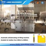 Voller automatischer Servobewegungsreiniger-füllende Pflanzen-/Reiniger-Füllmaschine