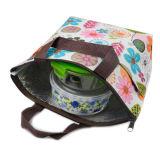 Сохранение тепла водонепроницаемый изолированный охладителя Пикник обед женская сумка