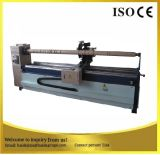 Corte automático de la tira y prensa de batir para la tela
