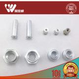 Het Product van het Aluminium van de hoge Precisie met CNC het Anodiseren