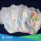 最も売れ行きの良い綿の赤ん坊によってはおむつが喘ぐ