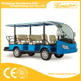 48V 6 posti elettrica Sightseeing Car