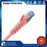 CAT6 PVC LSZH UTPネットワークLANパッチケーブル
