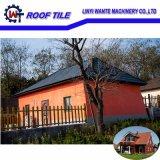 Плитки крыши металла камня цвета природы Wante Coated в Бангладеше