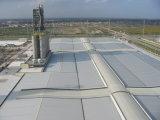 GB de luz/red pesada de la estructura de acero para el edificio