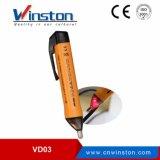 Crayon lecteur de détecteur de tension de détecteur de tension de Vd02 DEL