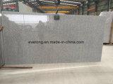 中国G603 Padang水晶Bacuoの白い花こう岩の石の平板