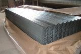 亜鉛によって塗られる熱い浸された電流を通された鋼鉄屋根ふきシート