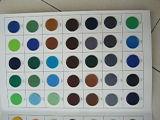 Feltro impresso da cor do fornecedor A4 de feltro