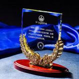 Toekenning van de Trofee van het Glas van het Kristal van de Fabriek van China de In het groot